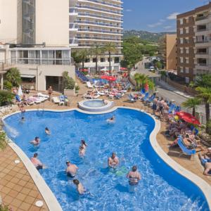 hotel oasis park splash in calella de palafrugell spain best rates guaranteed lets book hotel. Black Bedroom Furniture Sets. Home Design Ideas
