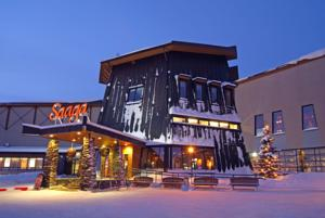 Lapland Hotel Saaga Apartments In Yllasjarvi Finland