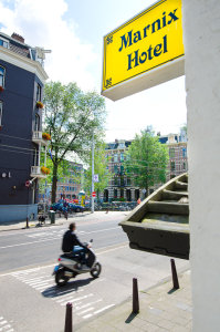 Budget Hotel Marnix City Centre In Amsterdam Netherlands