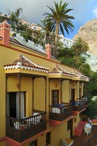 Hotel jard n concha in valle gran rey spain best rates for Hotel jardin concha la gomera