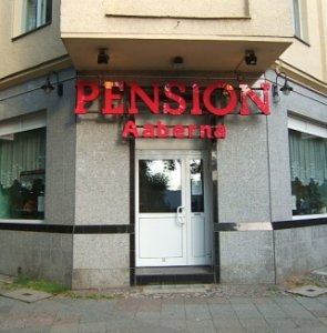 Hotel Pension Aaberna Berlin