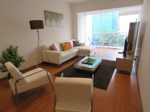 miraflores lexus apartment in lima, peru - lets book hotel