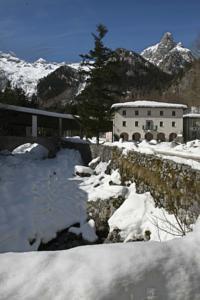 Relais Bagni Masino Terme & Spa a Bagni del Masino, Italy - Migliori ...