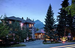 Delta Banff Royal Canadian Lodge