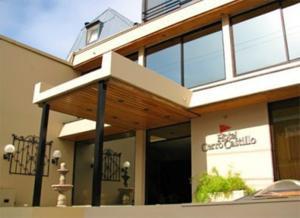 Hotel cerro castillo en vi a del mar chile mejores for Hotel cerro castillo