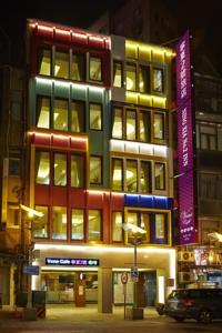 V One Hotel Ningxia No 2 Inn In Taipei Taiwan Lets Book Hotel