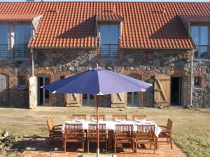 Ferienscheune Holiday Cottage Barnimer Feldmark In Werneuchen