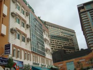 Spectrum отель дубай жилье на бали
