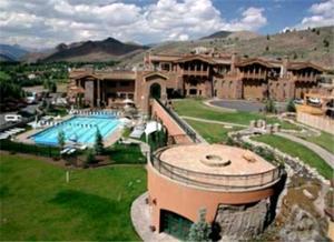 Luxurious Villa At Thunder Spring In Sun Valley Idaho