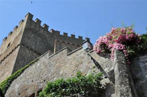 Holiday home Proceno Viterbo with Panoramic View