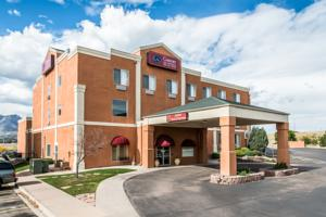 Comfort Suites North Academy