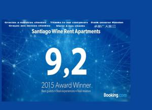 Santiago Wine Rent Apartments