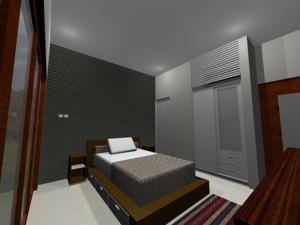 FLAT06 Minimalist Residence In Jakarta Indonesia