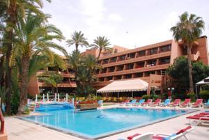 Hôtel Tropicana Marrakech