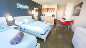 LA Extended Stay Studio Vacation & Corporate Apartment, Unit 3