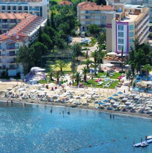 Dora Beach Hotel Marmaris Turkey