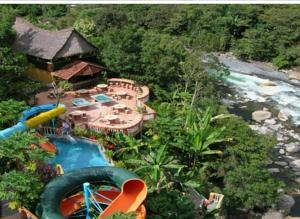 Hotel Rio Selva Yungas photo