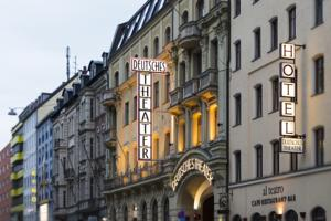 Hotel Deutsches Theater Stadtzentrum