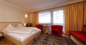 Hotel Pension Waldheim Solden