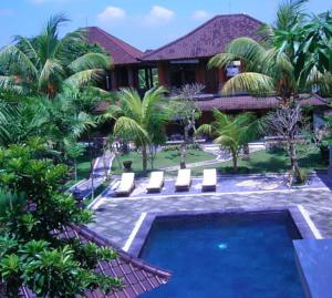 Puri Dalem Cottages