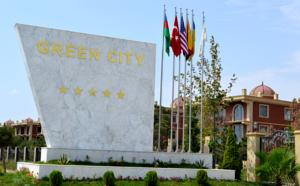 Green City Hotel photo