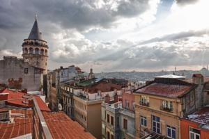 Galata Tower VIP Apartment Suites photo