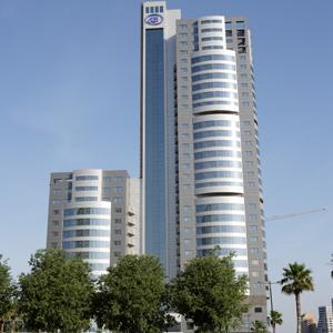 Hilton valencia in valencia spain best rates guaranteed for Top design hotels valencia