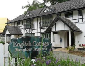 English Cottage (Agro Technology Park, MARDI Cameron Highlands)