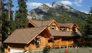 Banff Log Cabin In Banff Canada Best Rates Guaranteed