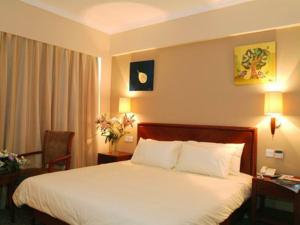 Greentree Inn Shanghai Hongqiao Airport Apartment Hotel photo
