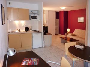 Appart hotel odalys aix chartreuse aix en provence for Appart hotel tarif