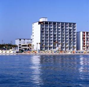 Polynesian Oceanfront Motel Myrtle Beach