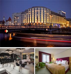 Berlin Friedrichstr  Hotels Im Umkreis  Km