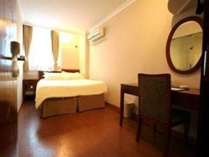 GreenTree Inn Shanghai Changfeng Park Shell Apartment Hotel