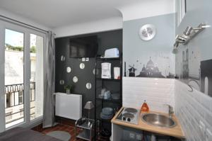 appartement cosy montmartre paris france meilleurs tarif garantis lets book hotel. Black Bedroom Furniture Sets. Home Design Ideas