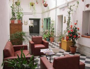 Los Jardines Colgantes De Babilonia Hostel En Montevideo: hotel jardines de babilonia