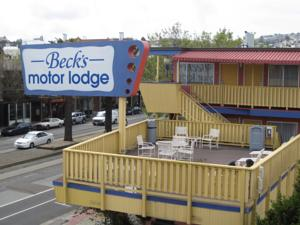 Beck 39 S Motor Lodge In San Francisco Usa Best Rates