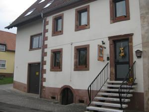 Kleiner Kühlschrank Hornbach : Martinas gästehaus in hornbach germany lets book hotel