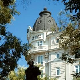 Hoteles en madrid lugares bonitos de madrid city for Hoteles bonitos madrid