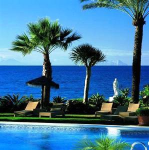 Las dunas beach hotel spa in estepona spain best - Hotel las dunas puerto ...
