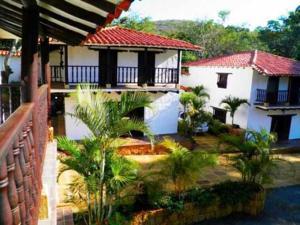 Barichara parque hostal en barichara colombia mejores for Hostal ciudad jardin