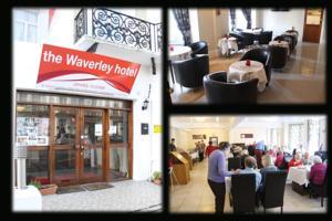 The Waverley Hotel Great Yarmouth Menu