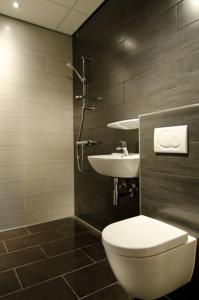 Hotel mosaic city centre in amsterdam netherlands best - Decoration douche et toilette ...