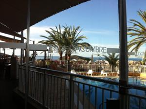 Hotel la cumbre en el puerto de mazarr n spain lets book hotel - Hotel la cumbre puerto de mazarron spain ...