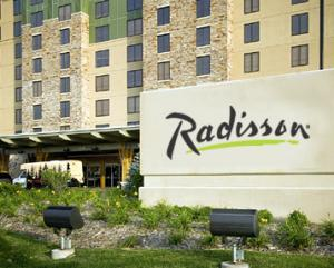 Radisson Hotel Bloomington by the Mall of America