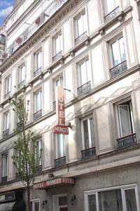 H Tel Moncey In Paris France Best Rates Guaranteed