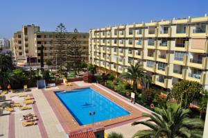Apartamentos roque nublo en playa del ingl s spain for Apartamentos jardin del atlantico playa del ingles