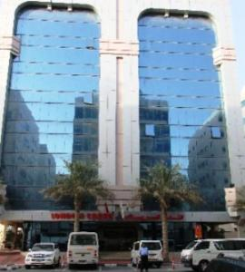 Welcome hotel apartments 1 formerly london creek hotel for London hotel dubai