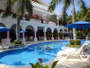 Hotel Mexicana Huatulco