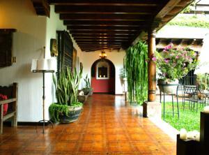 Hotel Casa La Capilla In Antigua Guatemala Guatemala